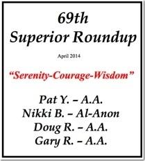 Superior Roundup - 2014