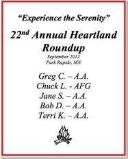 22nd Heartland Roundup - 2012