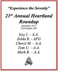 21st Heartland Roundup - 2011