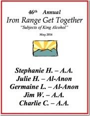 46th Iron Range Get-Together - 2016