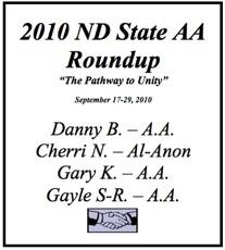 North Dakota State AA Roundup - 2010