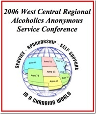 West Central Regional AA Service Conference - 2006