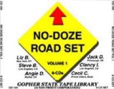No-Doze Road Set - Volume 1