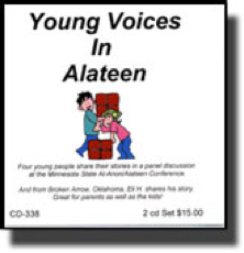 Young Voices in Al-Ateen