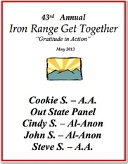 43rd Iron Range Get-Together - 2013