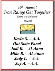 40th Iron Range Get-Together - 2010