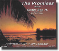 The Promises - Sister Be a