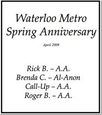 Waterloo Anniversary - 2009
