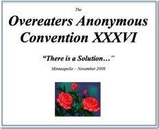 OA Minneapolis Convention - 2009