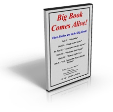 The Big Book Comes Alive!