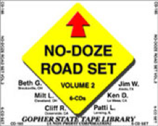 No-Doze Road Set - Volume 2