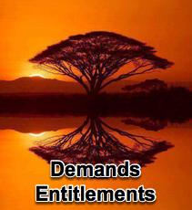 Demands - Entitlements  - 9/17/14