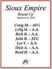Sioux Empire - 2012