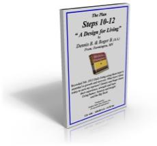 Design for Living - Steps 10, 11 & 12