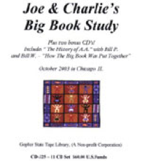 Joe & Charlie Big Book Study PLUS