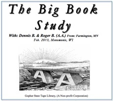 AA Big Book Study