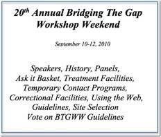 Bridge The Gap Weekend - 2010