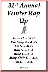 31st Eveleth Winter Wrap Up - 2010