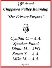 18th Chippewa Valley Roundup - 2015