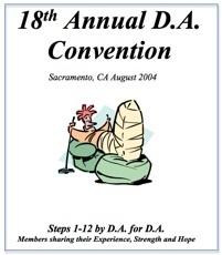 18th DA Conference - Sacramento, CA