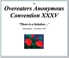 OA Minneapolis Convention - 2008