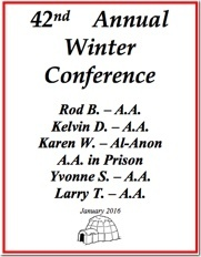 Winnipeg Winter Conference - 2016