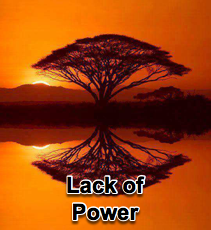 Lack of Power - 5/20/15