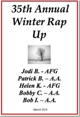 35th Annual Eveleth Winter Wrap Up- 2014