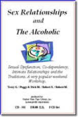 Sex Relationships & The Alcoholic