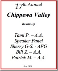 17th Chippewa Valley Roundup - 2014