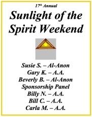 Sunlight of the Spirit - 2011