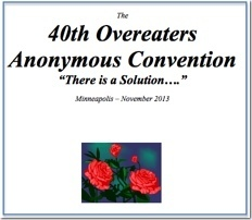 OA Minneapolis Convention - 2013