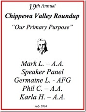 19th Chippewa Valley Roundup - 2016