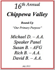 16th Chippewa Valley Roundup - 2013