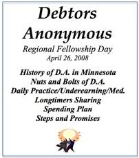 DA Regional Fellowship Day - 2008