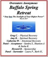 2017 OA Buffalo Retreat