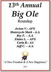 13th Annual Big Ole Roundup - 2017