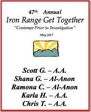 47th Iron Range Get Together - 2017