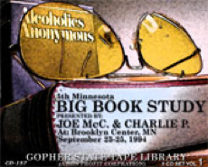 Joe & Charlie Big Book Seminar - THE ORIGINAL