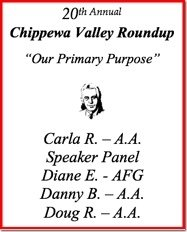 20th Chippewa Valley Roundup - 2017