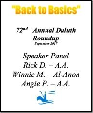 Duluth Roundup - 2017