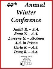 Winnipeg Winter Conference - 2018