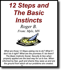 12 Steps & The Basic Instincts