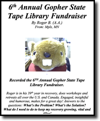 2018 Gopher State Tape Library Fundraiser
