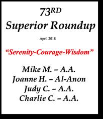 Superior Roundup - 2018