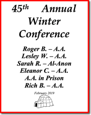 Winnipeg Winter Conference - 2019