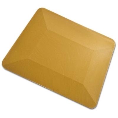 GOLD HARD CARD - TEFLON