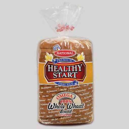National Healthy Start Whole Wheat Bread