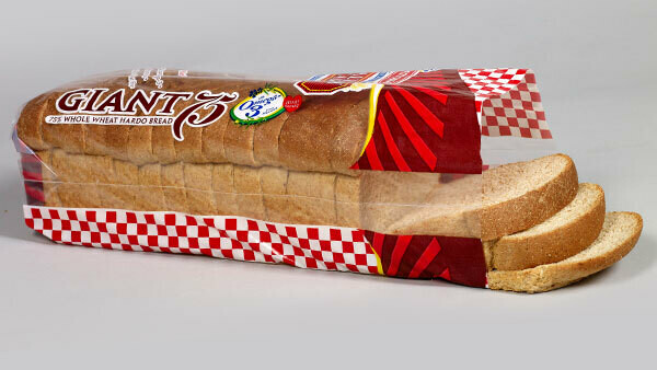National Giant 75 wheat bread