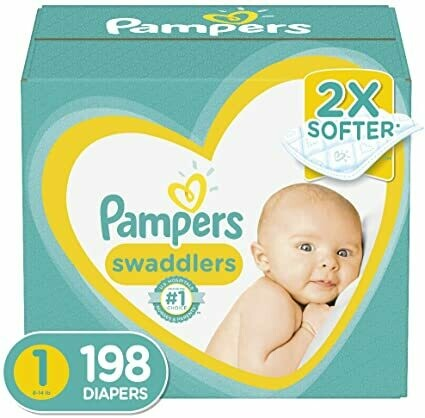 Pampers 198 Pieces #1